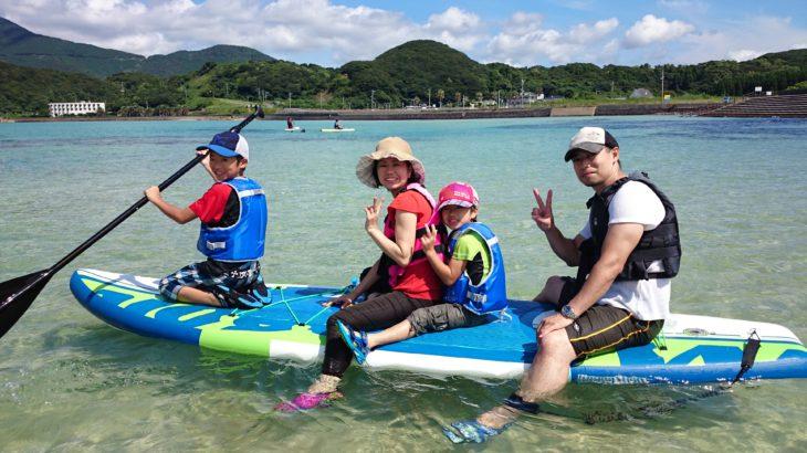 五島SUPが2019年3月末までの予約で割引!