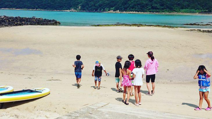 【大浜海岸~香珠子】往復ツアー 始めます!