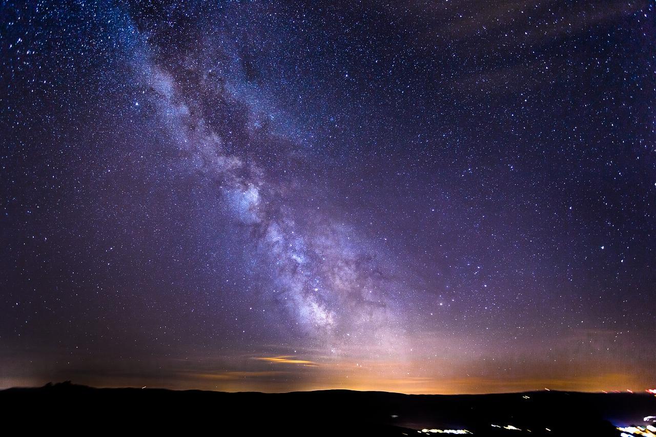 福江島で満点星空ガイド始めました(月~木曜日限定)